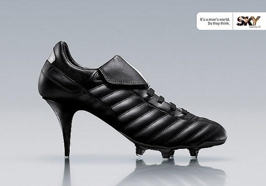 Advertising Agency «1861 UNITED» » Design You Trust #shoe #branding #soccer