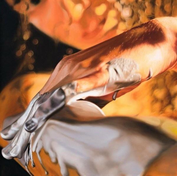 Fletcher Paintings 12 #painting #art #realistic