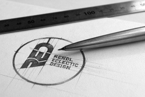 Rendl Brand Identity and Website Design by Higher #design #graphic