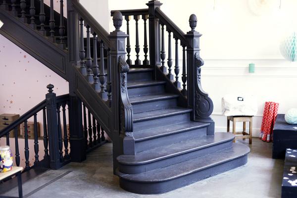 photo #interior #stairs #design