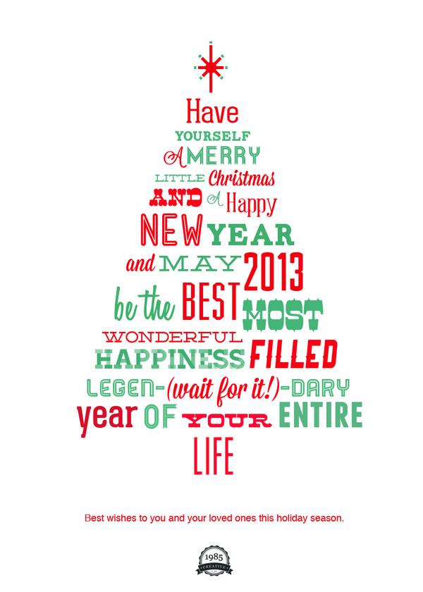 Christmas #holidays #happy #tree #christmas #typography