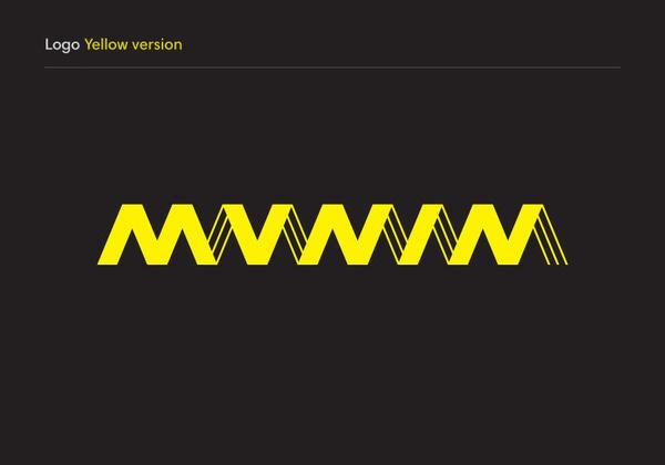 Munin Mega Design #simple #logo #munin