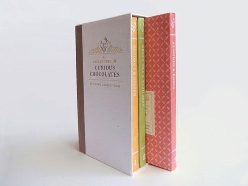 design work life » Student Spotlight: Mai K. Nguyen #packaging #collection #pastel #chocolate #slipcover #elegant #nguyen #mai #k
