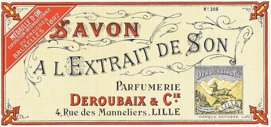 Vintage Packaging: French Lables - TheDieline.com - Package Design Blog #french #vintage #label