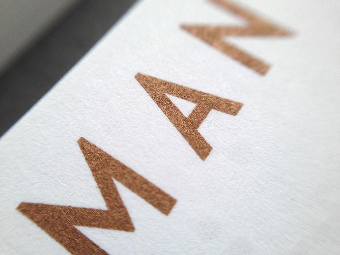 Vincent-Meertens-Strietman-Identity_09 #business #stationary #branding #card #print #copper #strietman #identity #pms #coffee