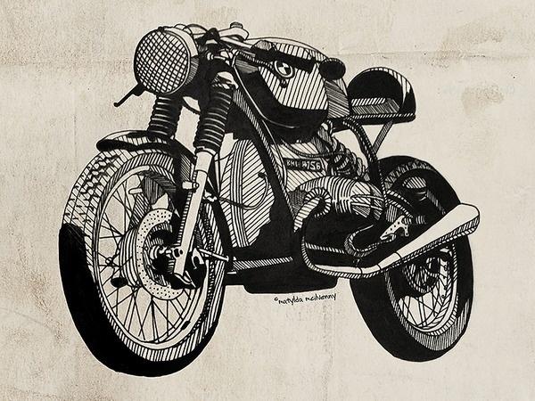 Cycle Lust: Photo #moto