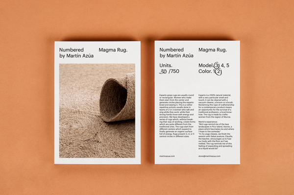 P.A.R Numbered by Martín Azúa #print #flyer