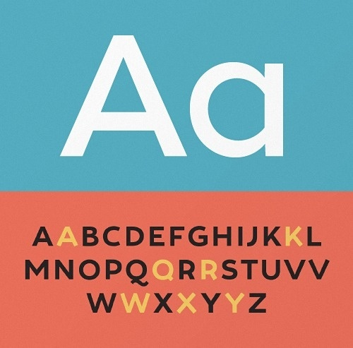 I love typography #fonts #typography