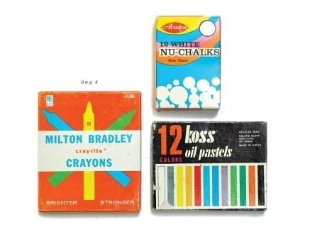 UPPERCASE - journal #packaging #vintage