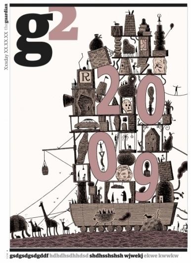 Tom Gauld - arts preview #tom #illustration #guardian #gauld