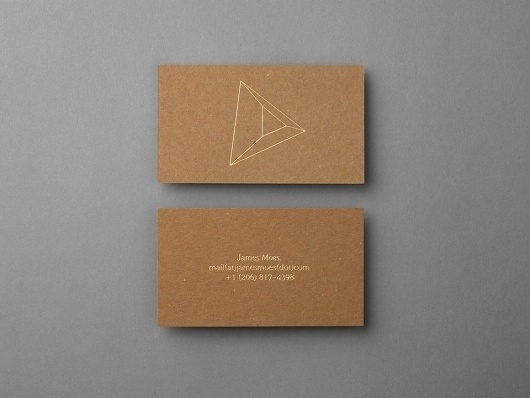 Xavier Encinas - Graphic Design Studio - Paris #card #business