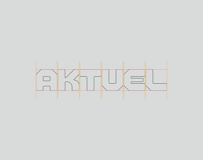 Aktuel - Brand identity on Behance