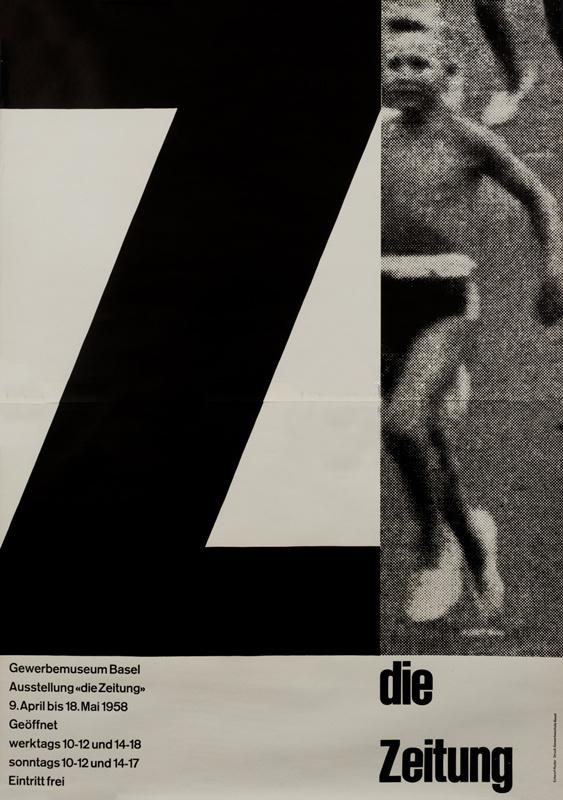 Selected People & Studios #basel #die #blackwhite #poster #zeitung
