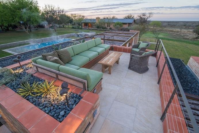 Temple Ranch Pool Cabana