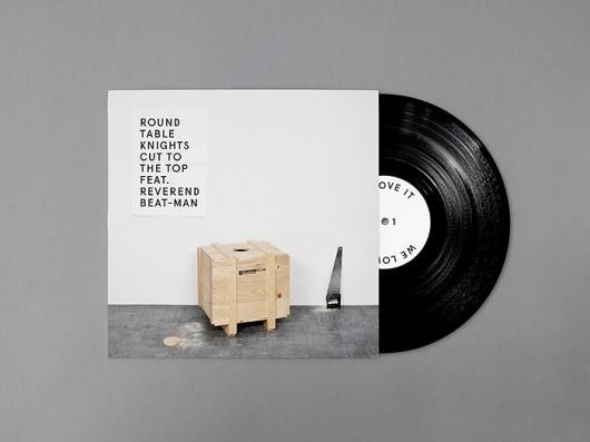 Larissa Kasper | Typojungle #cover #vinyl