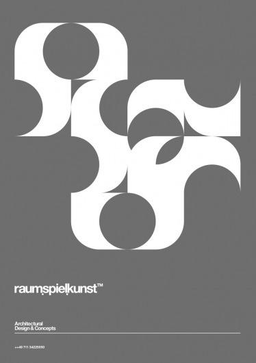 Poster:raumspielkunst « LABlog #rsk #identity #poster