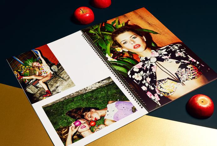 duo d uo | creative studio | She is Frank & Nouvelle Vague – Le Book #design #publication #landscape #photography #identity #fashion #layout