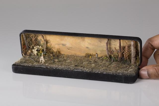 talwst21 #miniature #art #box #jewellery