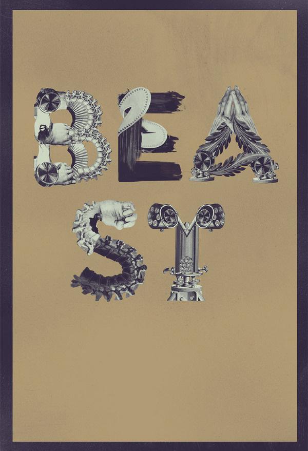 Alphabet Birgit Palma #typography