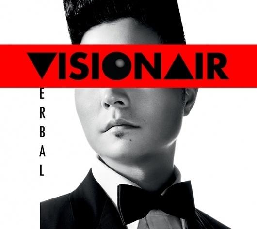 Verbal (m-flo) – VISIONAIR #cover #album #art #flo
