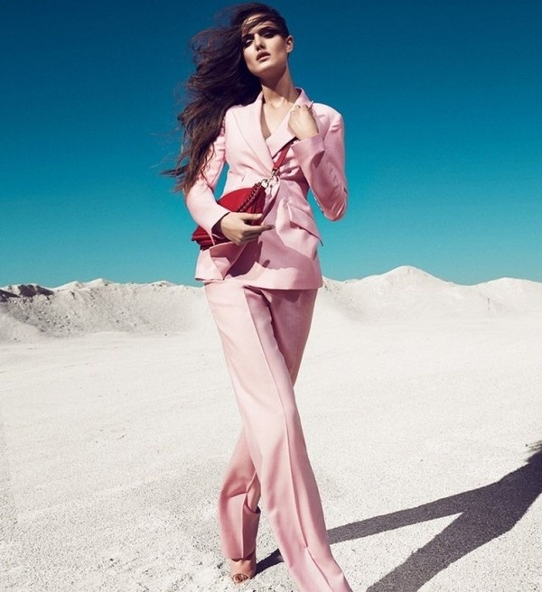 Blanca Enchants by Richard Ramos #fashion #photography #inspiration
