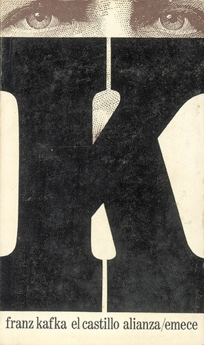 All sizes | el castillo kafka | Flickr - Photo Sharing! #abstract #gil #book #cover #daniel