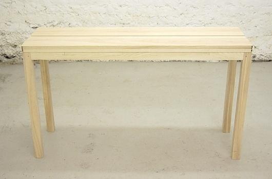 Cargo #oak #minimalism #wood #furniture #table