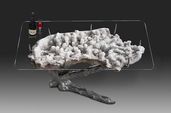 Spectacular gemstone sculptures by Lawrence Stoller - www.homeworlddesign. com (15) #gemstone #sculptures