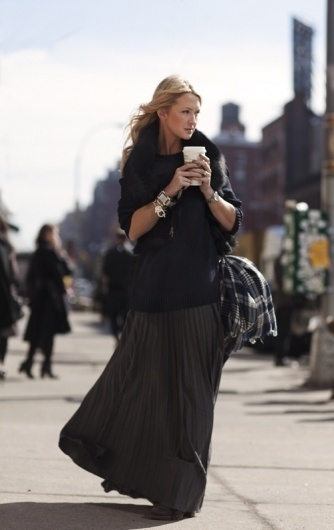 The Sartorialist #woman #photography #york #style #new