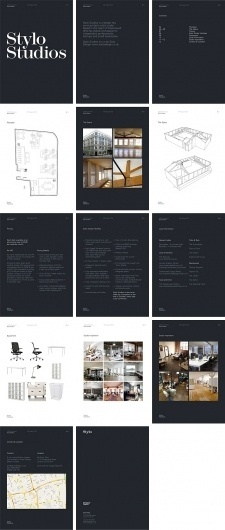 Stylo Design - Design & Digital Consultancy - Stylo #grid #layout #guidelines