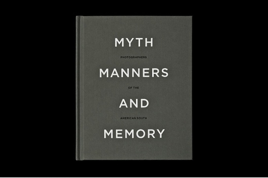 StudioMakgill - Myth, Manners and Memory #layout #book #minimal #typography