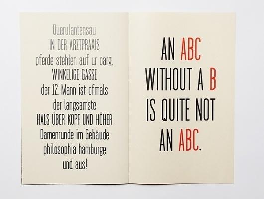 Elevador Headline Font Specimen on Typography Served #books #design #graphic #typography