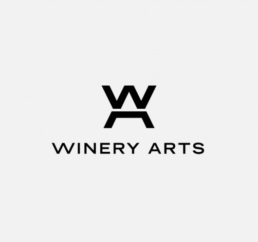 winery arts. destacado. www.moruba.es #logotype #spain #branding #logroo #wine #arts #winery #moruba #typography