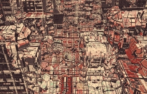 http://thecoolsumist.tumblr.com/tagged/illustration/page/4 #city #illustration #architecture #art