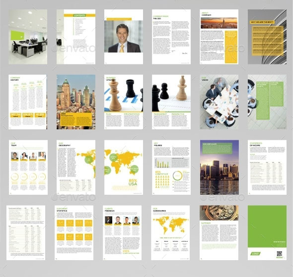 Best Layout Annual-report-indesign-templates-17 Jpg 590 559 images