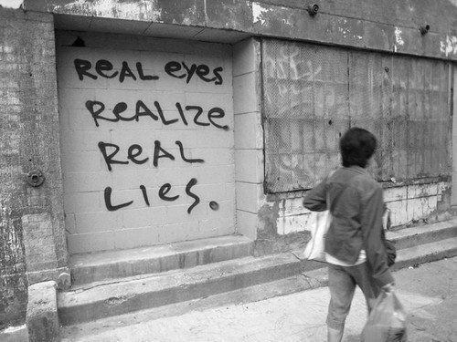 VISUAL STATEMENTS #graffiti