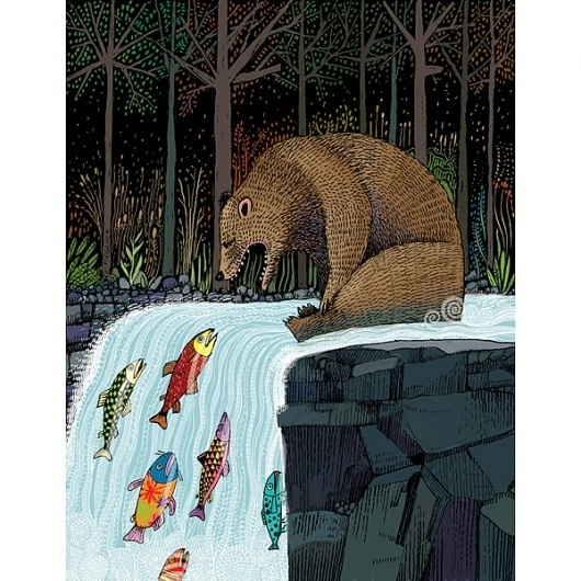 Robert Meganck Illustration: Wild Things #illustration #robert #meganck