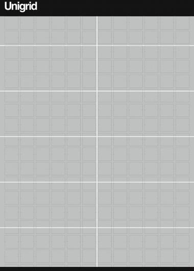 All sizes   NPS Unigrid System   Flickr - Photo Sharing! #grid #unigrid #vignelli