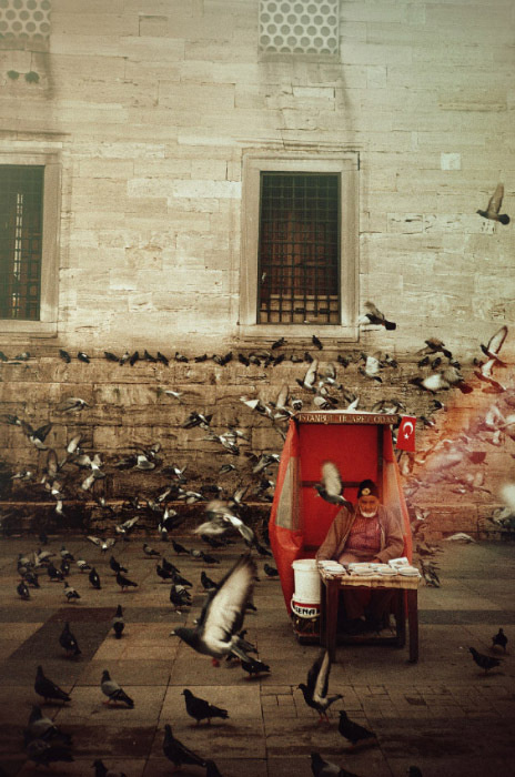Istanbul #analog #picture #foto #istanbul #photography #yashica #t4