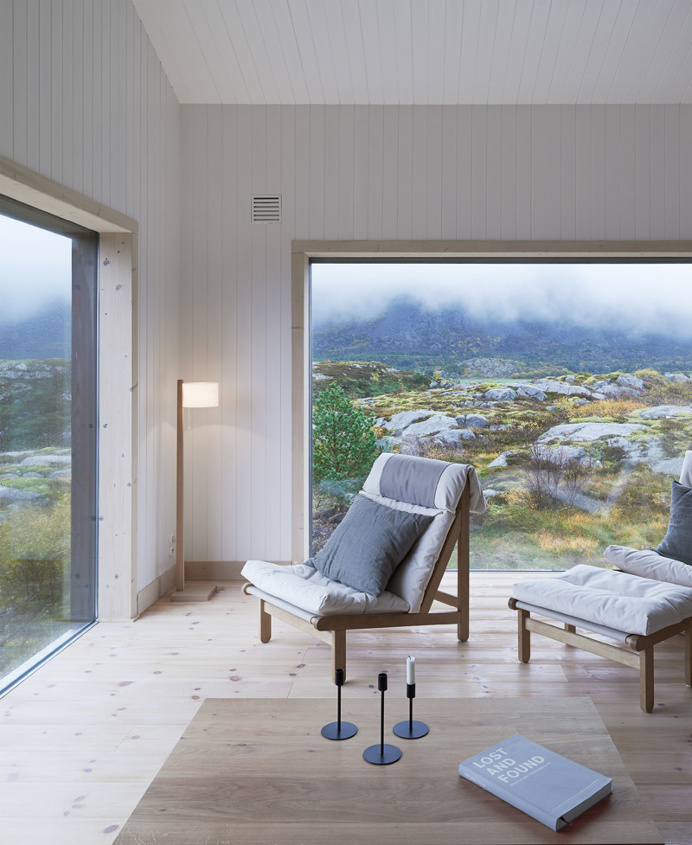 humble cottage in the norwegian archipelago #architecture #house