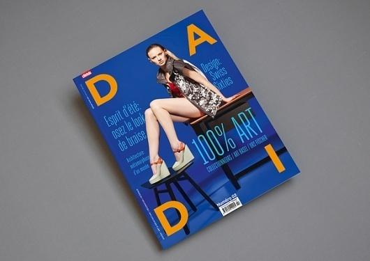 MagSpreads - Magazine Design and Editorial Inspiration: DADI MAGAZINE: Issue 2 / Bench.li #magazine