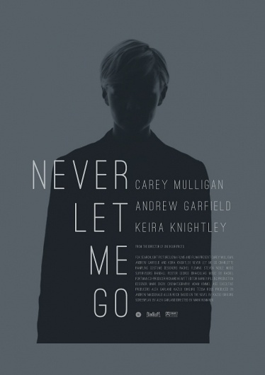 Daniel Gray - Blog - Never Let MeGo #poster #film
