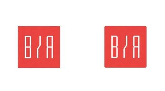 Personal Logotype on the Behance Network #logotype #swiss #red #baptiste #roulin #personal