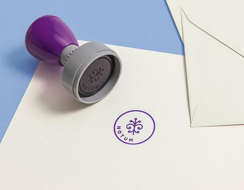 Notum #graphic design #design #logo #branding #identity #business card #brand #stationery