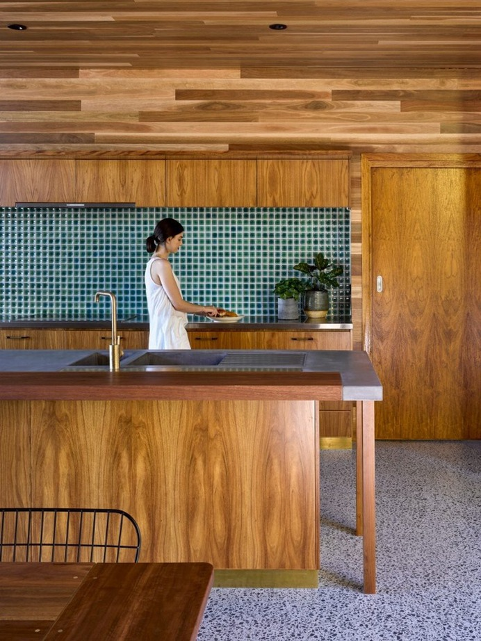 Tarragindi Steel House , Bligh Graham Architects 5