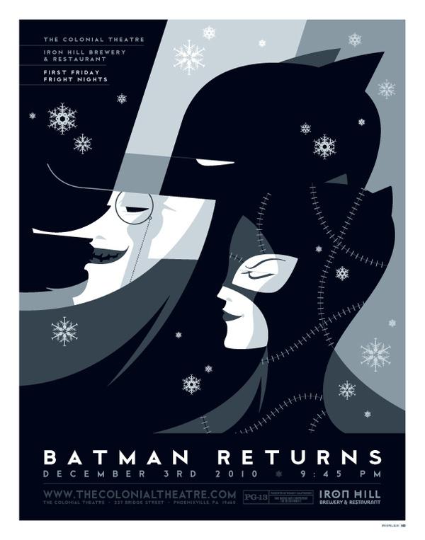 tom whalen #batman #tom #illustration #returns #whalen