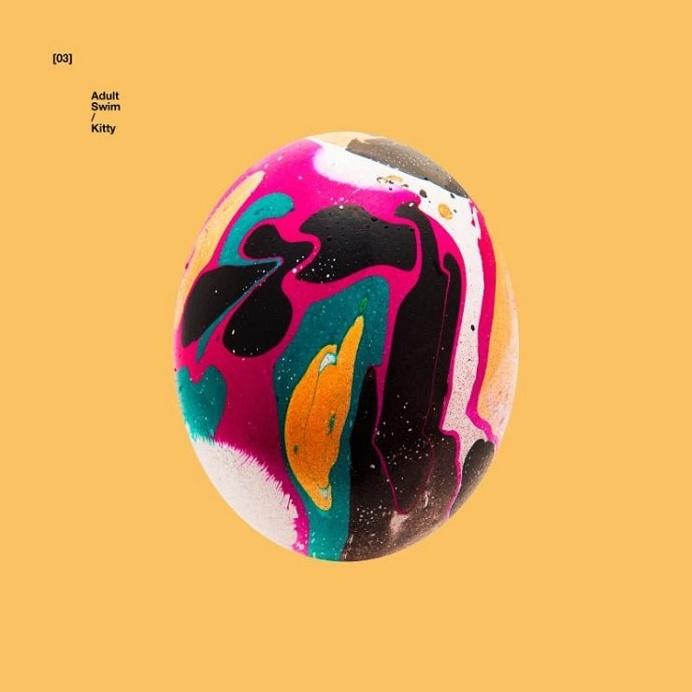 adult swim artwork music singles