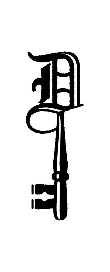Key to Detroit #detroit #white #black #key #and #logo