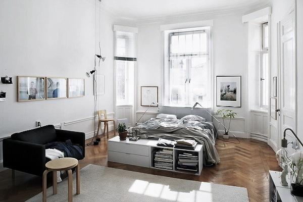 Lotta Agaton: Bedroom love #interior #design #decor #deco #decoration