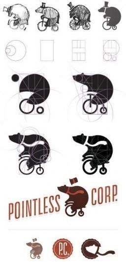 logos-type / logo #logo #bear #identity